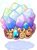 オーラクォーツの冠 [1]