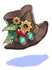 機械植物帽 [1]