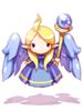 [衣装] 勝利の女神(青)