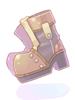 暗殺者の靴 [1]