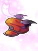 [衣装] 悪魔の羽帽子